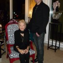 Fellow Artist and Internationally recognized Painter and Gallery Owner Mrs. Stephanie Knight