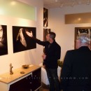 """Fine Art Photography: Joseph Cristina discusses """"Silence"""" with Gallery Attendee"""
