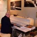 Al Carmen Guastafeste at Joseph Cristina Fine Art Photography Gallery Exhibit Opening Night