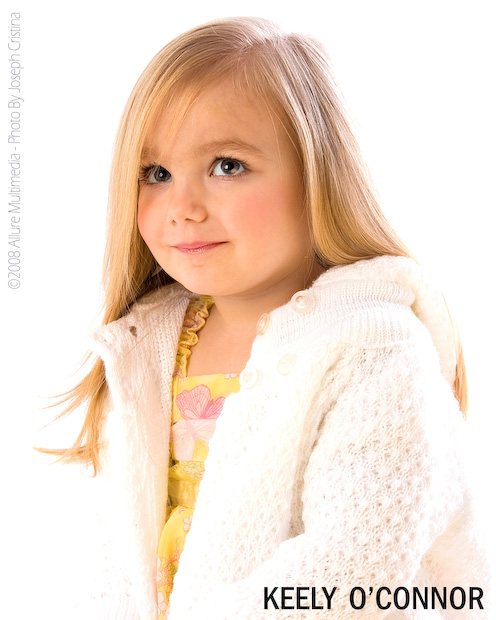 Kids Portfolio and Modeling Head Shot