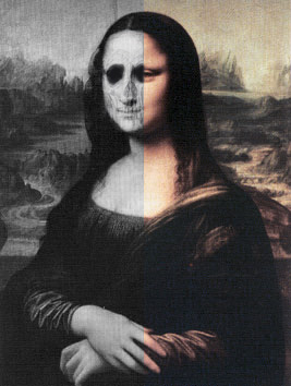 Mona Lisa Skull Example