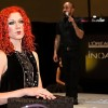 Orlando-Premiere-Hair-Show-2010-LOréal-Professionnel-INOA-photo-by-Joseph-Cristina-Allure-Multimedia-The-Color-of-Red-Model-on-Stage