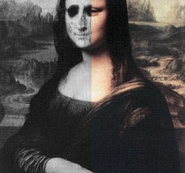 Mona Lisa Skull Example